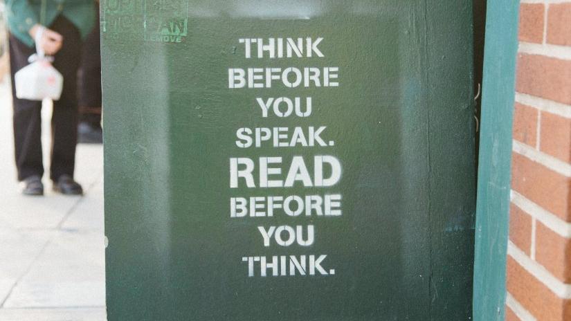 Lire Penser Parler